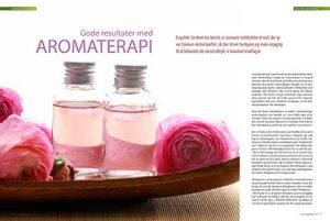 Aromaterapi – Gode resultater med aromaterapi_Side_1