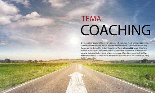 Stort tema om coaching