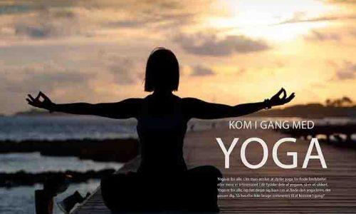 Yoga – Kom i gang med yoga