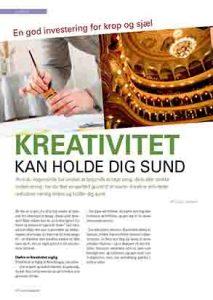 Personlig udvikling - kreativitet kan holde dig sund - 2013_Side_1