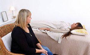 Klient hypnose
