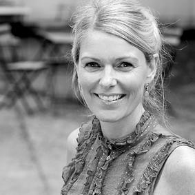 Henriette Høeg Coachingzonen sort og hvid