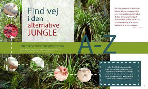 Find vej i den alternative jungle